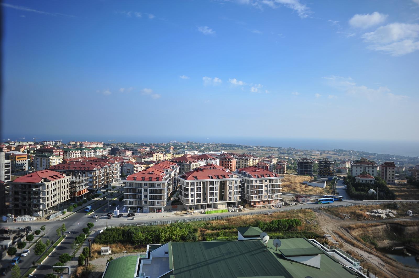 1+1 Apartment in Beykent